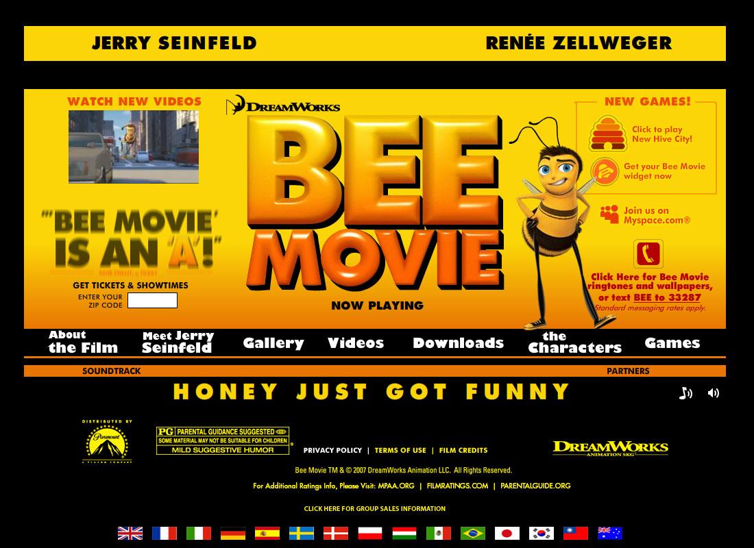 Movie officel site